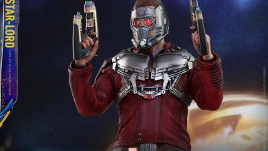 Photo of Guardians of the Galaxy Star-lord from Hot Toys