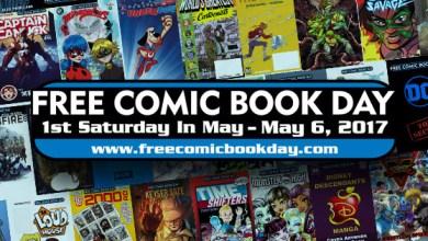 Photo of Free Comic Book Day Is Tomorrow