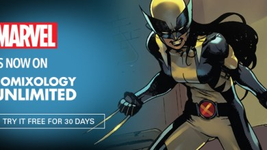 Photo of Comixology Adds Marvel to All-you-can-read Service