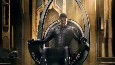 Photo of Marvel Releases First Poster for Black Panther