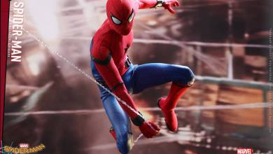Photo of Spider-man: Homecoming Figure from Hot Toys