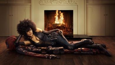 Photo of First Look at Domino from Deadpool 2