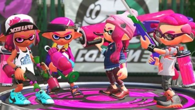 Photo of Nintendo's Splatoon 2 Released Today