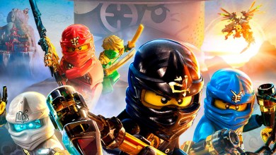 Photo of The Lego Ninjago Movie Trailer #2