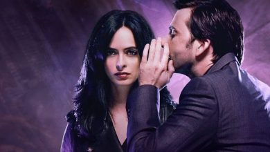 Photo of David Tennant Returns for Jessica Jones Season 2