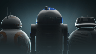 Photo of These Are the Droids You're Looking for
