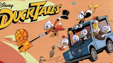 Photo of New Ducktales Series Premieres