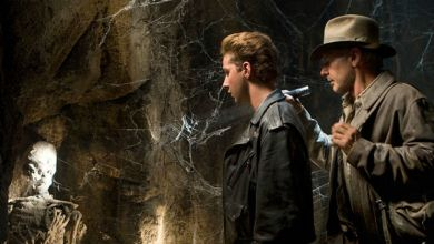 Photo of Shia Labeouf Not Returning for Indiana Jones 5