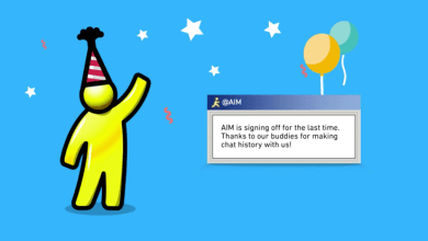 Photo of Aol Instant Messenger Shuts down