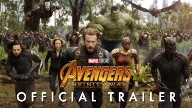 Photo of The Avengers: Infinity War Trailer Is Here