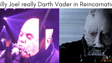 Photo of Darth Vader Reincarnation