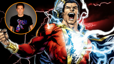 Photo of Shazam! Star Zachary Levi Teases First Look