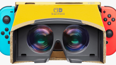 Photo of Nintendo Announces the Labo VR Kit