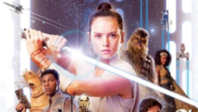Photo of Who's on This Poster for Star Wars: Episode IX?