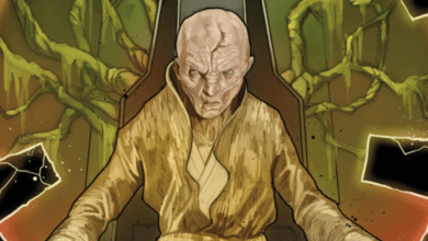 Photo of New Comic Will Reveal More About Snoke