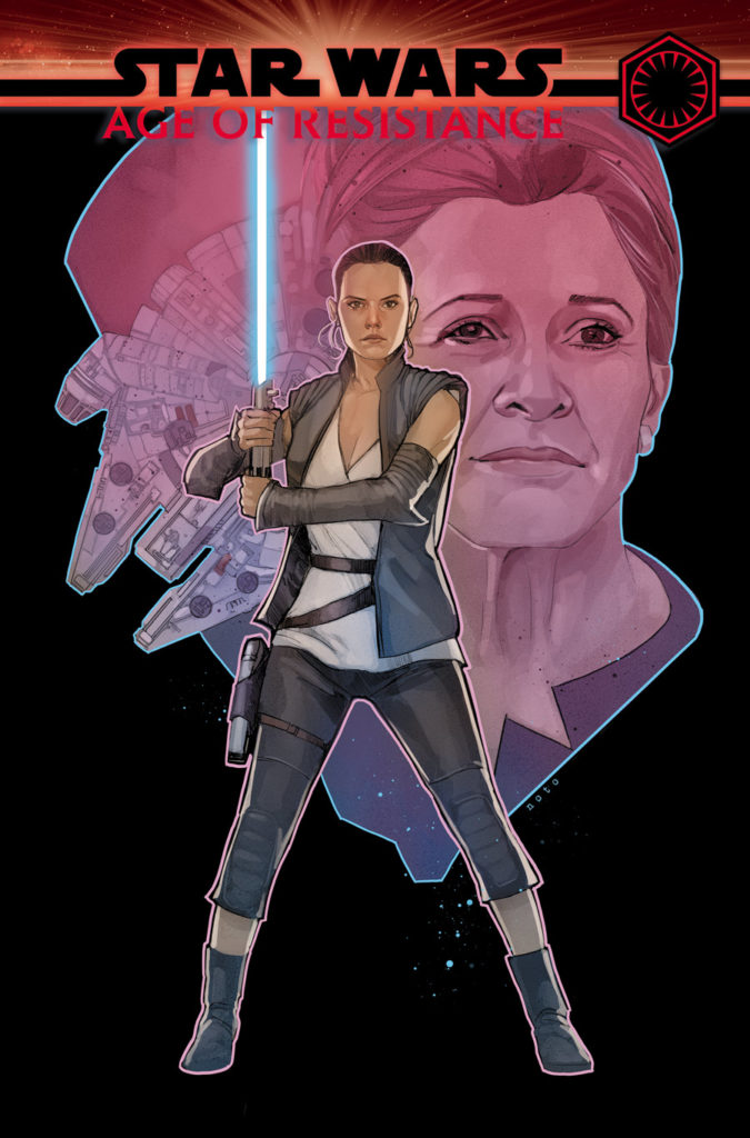 Star Wars: Age of Resistance – Rey #1