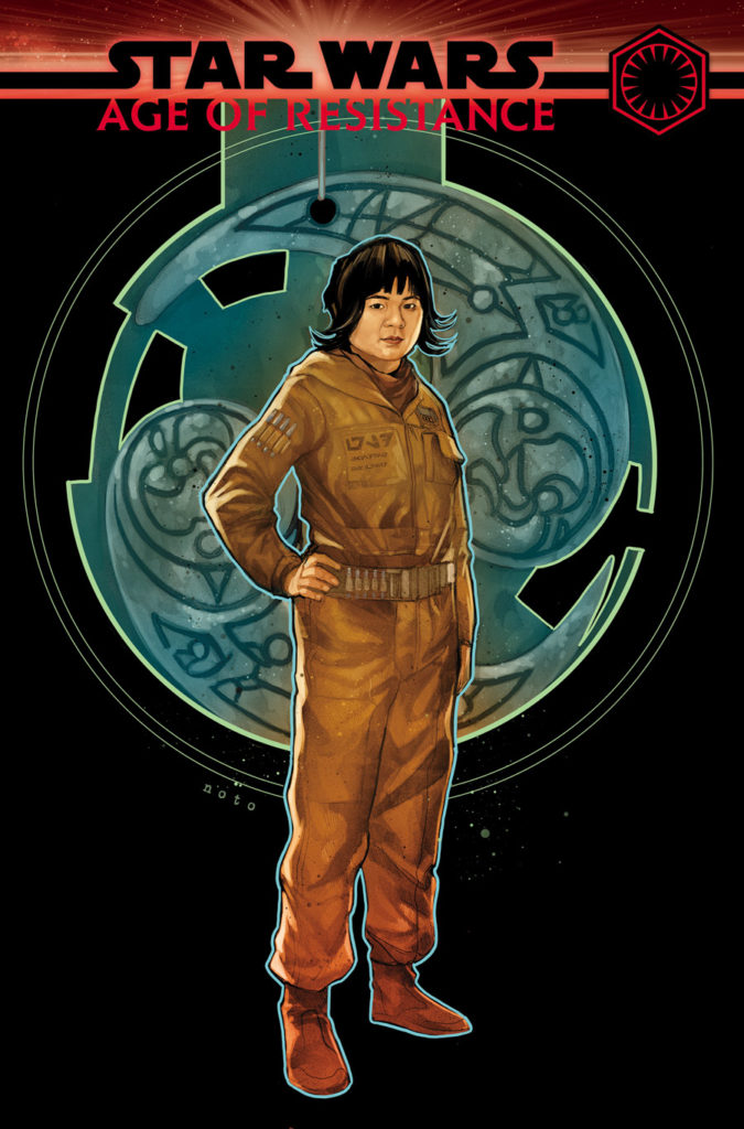 Star Wars: Age of Resistance – Rose Tico #1