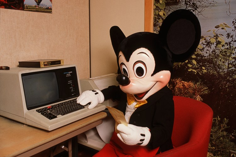 Disney's Dongle