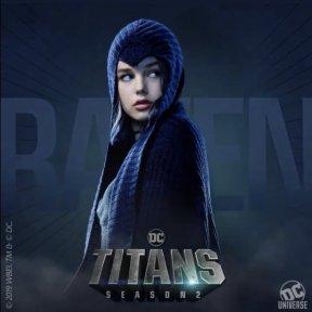 Titans Raven