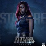 Titans Starfire
