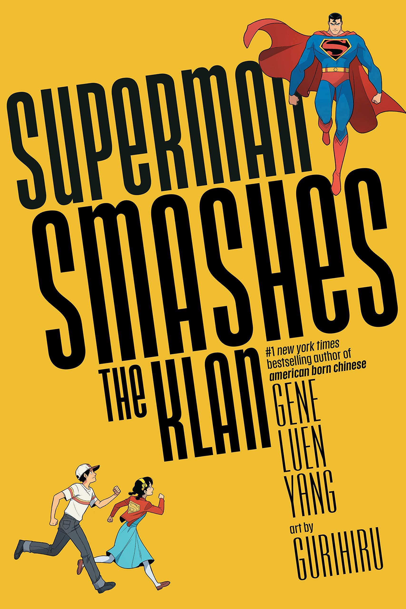 Superman Smashes the Klan TPB