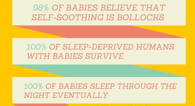 Research by the Institute of Actual Real Life People With Babies (1)