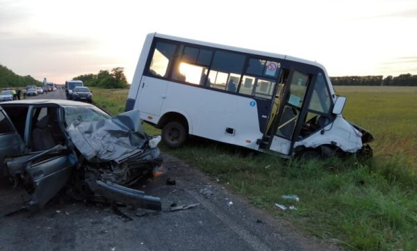 ГИБДД Мордовии: в аварии с микроавтобусом погиб 17-летний ...