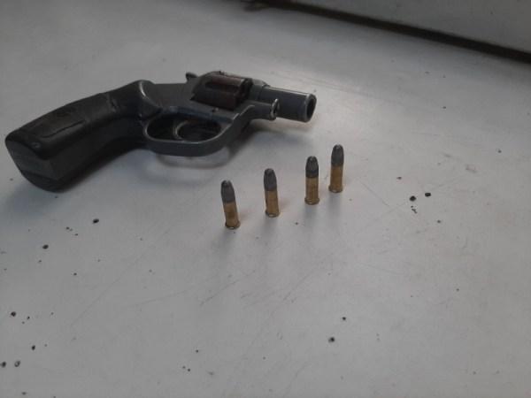 Житель Мордовии пошел за грибами в лес, а нашел пистолет ...