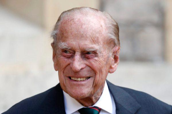 Умер муж великобританской королевы Елизаветы II — Столица С