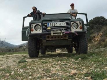 Safari adventure.