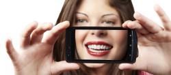 dental selfie