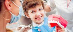 dijete zubar