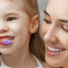 cerka i majka peru zube
