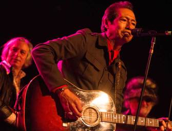 Alejandro Escovedo & Friends Feel the Burn