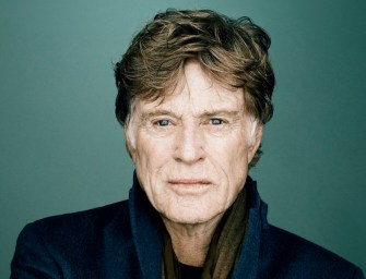 Redford Coming January for Come Sunday