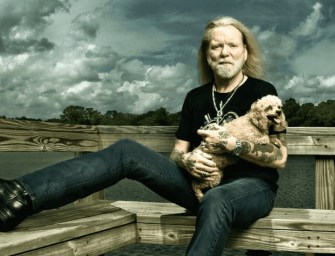 Gregg Allman Haunts with Southern Blood