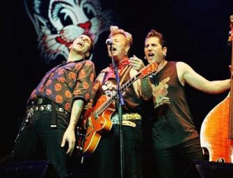 Stray Cats to Rumble in Vegas