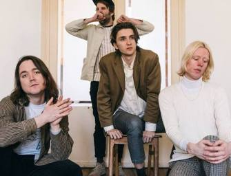 Mozes and the Firstborn Embrace Dadcore