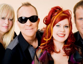 The B-52s Experience a Cosmic Expansion
