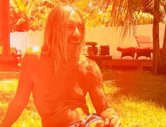 Iggy Pop Wants to Be Free