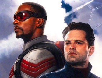 The Falcon and the Winter Soldier Suit Up