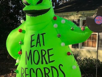 Mojo Vinyl Pays Tribute to Eat More Records