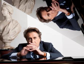 Bryan Ferry Releases Royal Albert Hall Bookends