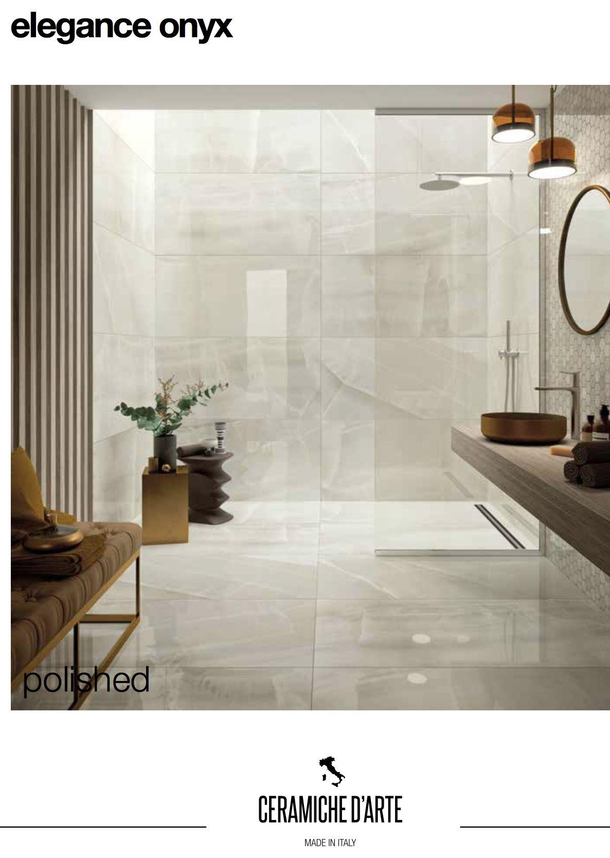 elegance onyx tile by ceramiche d art stonetrash
