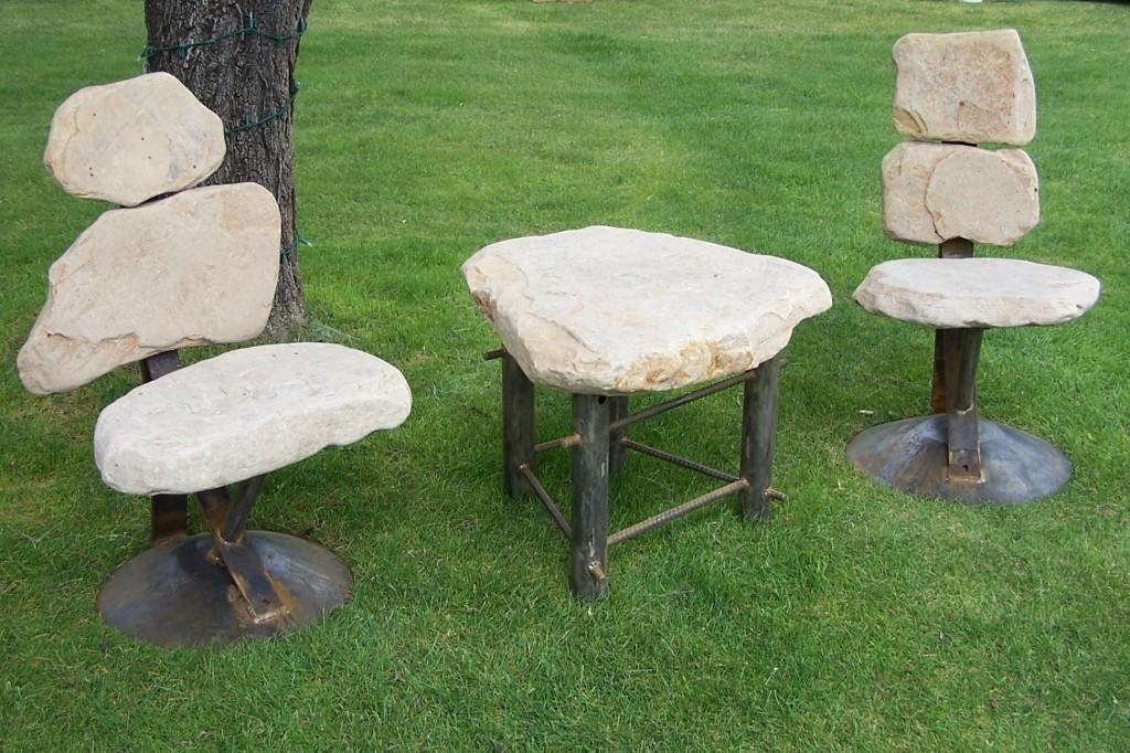 Bistros Stone Furniture Outdoor Furniture Pool