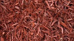Mulch – Red – Sold Per Yard