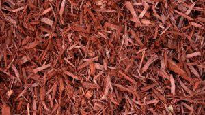 Mulch – Red – Sold Per Yard