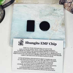 Shungite EMF Chip