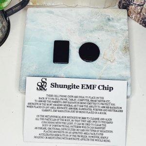 Shungite EMF Chip