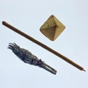Mini Smudge Set